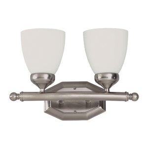 Linntown 2-Light Vanity Light