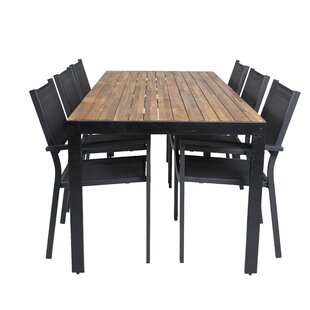 Bhavya 6 Seater Dining Set By Sol 72 Outdoor