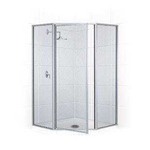 Coastal Shower Doors Legend Series Framed 57