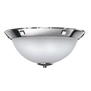 Hinkley Lighting Pinnacle 3-Light Flush Mount