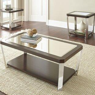 Ivy Bronx Cottingham 2 Piece Coffee Table Set