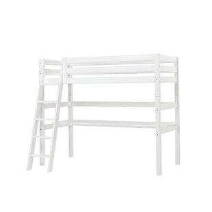 Best Premium European Single High Sleeper Bed With Desk