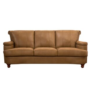 Bon Heathridge Leather Sofa