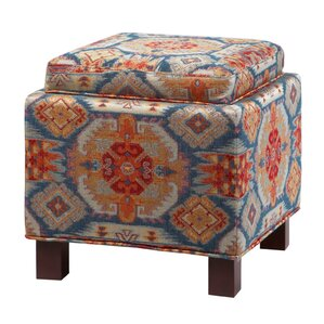 Madison Park Shelley Square Storage Ottoman by Madison Park