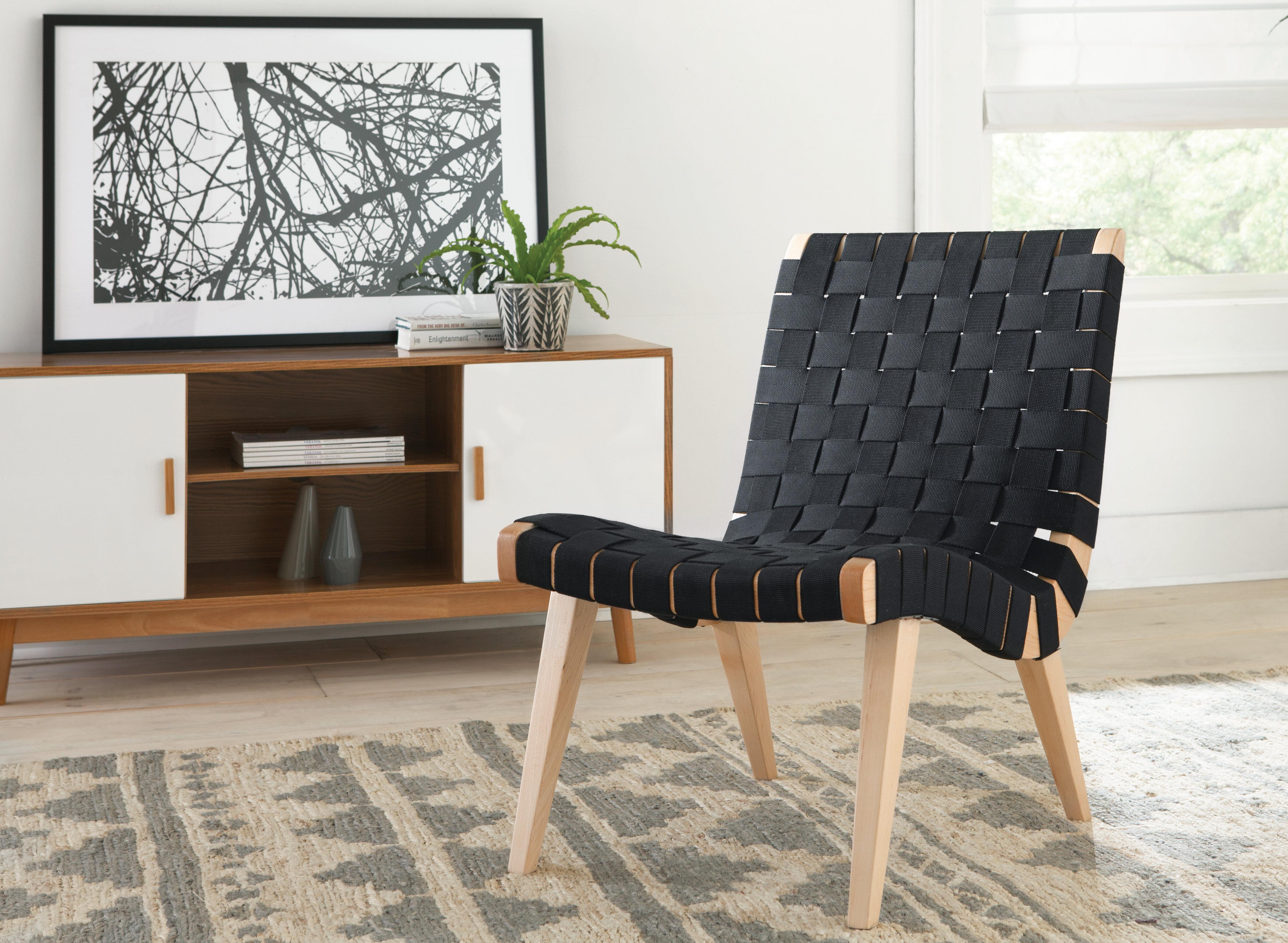 Versatility Bedroom Lounge Chairs Mistana Brookline Lounge Chair u0026 Reviews   Wayfair