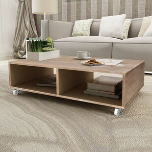 Renda Coffee Table by Union Rustic