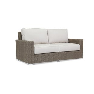 Coronado Loveseat with Sunbrella Cushions by Sunset West