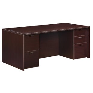 Fairplex 5 Drawers Executive Desk