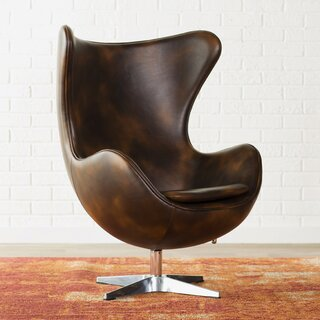 Ailbe Swivel Balloon Chair by Trent Austin Design SKU:EE255726 Guide