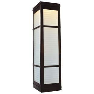 Winston Porter Kaufman LED Outdoor Sconce