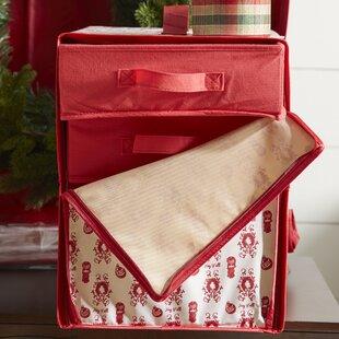 Beau Ornament Storage Box