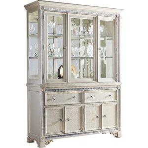 Tiffany China Cabinet