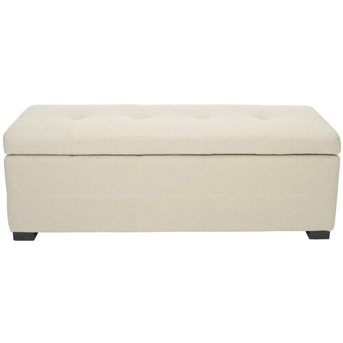 Maiden Upholstered Flip Top Storage Bench Reviews Joss Main