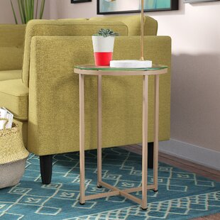 Naugle End Table by Ebern Designs