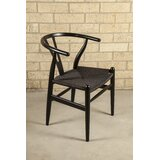 Norvin Solid Wood Side Chair by Union Rustic