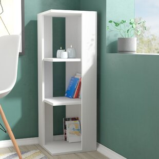 Corner Bookcase By 17 Stories