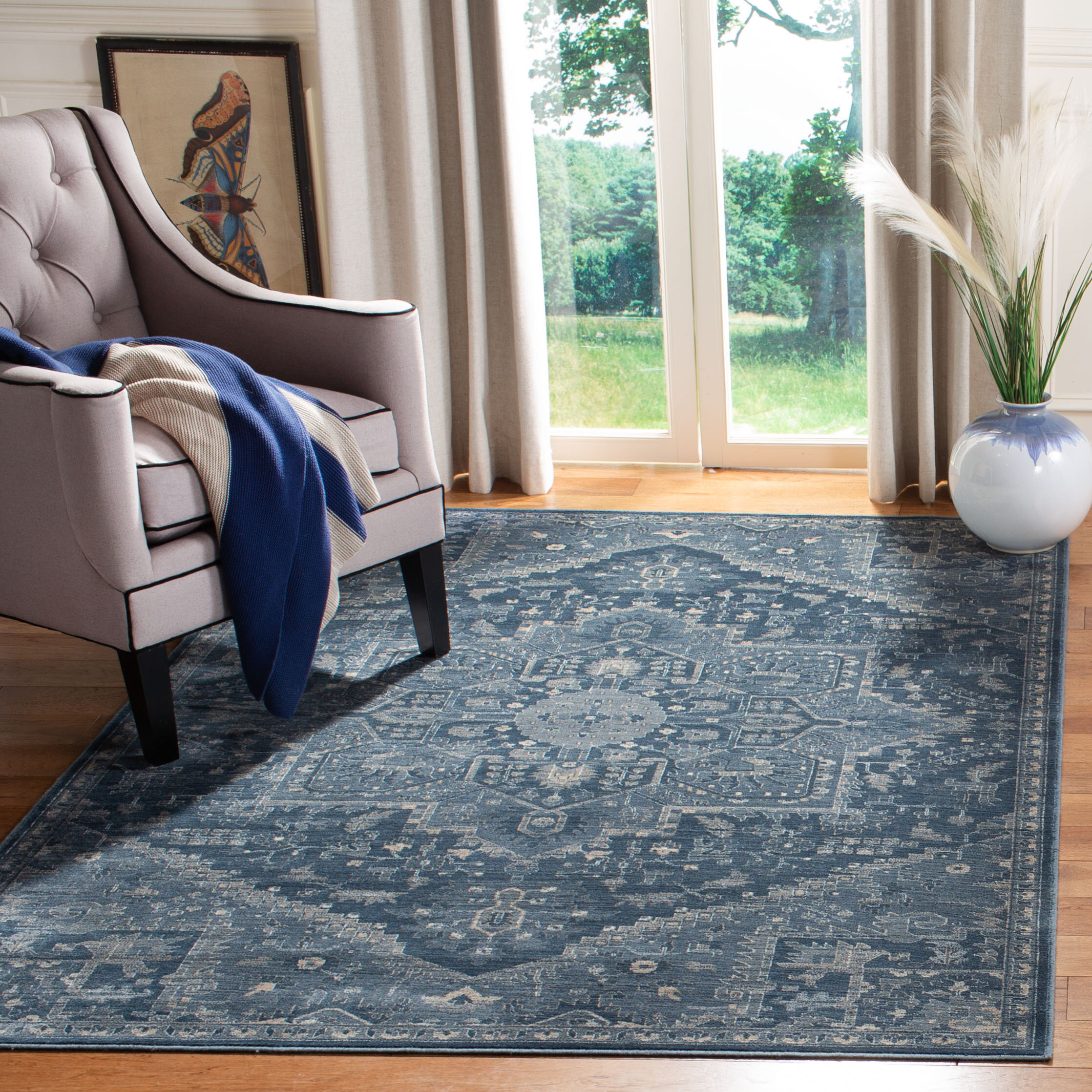 Viscose World Menagerie Area Rugs You Ll Love In 2021 Wayfair