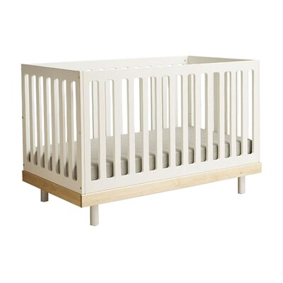 Oeuf Classic 2-in-1 Convertible Crib Color: Natural Birch