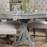 Genoveva Solid Wood Dining Table byBirch Lane™ Heritage