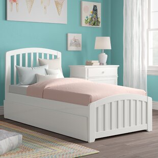 Deals Progreso Platform Bed with Trundle by Harriet Bee Reviews (2019) & Buyer's Guide