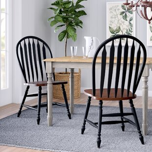 Perna Dining Chair (Set of 2) August Grove