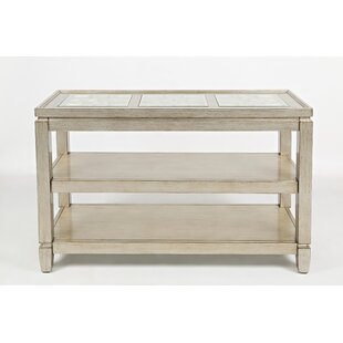 House of Hampton Fabiana Wooden Console T..