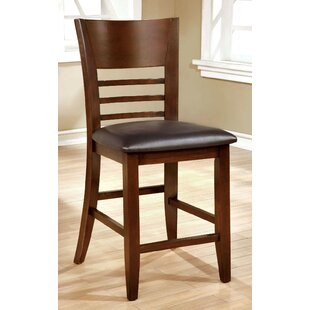 Yoder 24 Bar Stool (Set of 2) by Alcott Hill