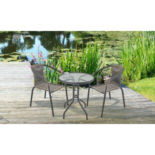 Vina 2 Seater Bistro Set By Sol 72 Outdoor