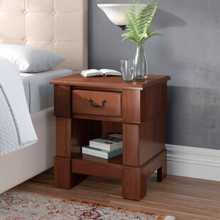 Darby Home Co Cargile 1 Drawer Nightstand