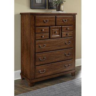 Diehl 8 Drawer Combo Dresser