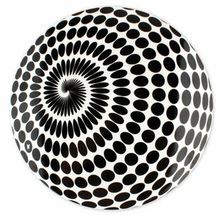 Foli Lazy Susan with Non-Slip Base Melamine Platter