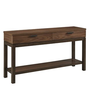 Affordable Price Hazelden Console Table By Gracie Oaks