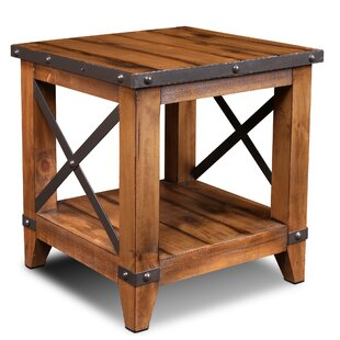 Osage End Table