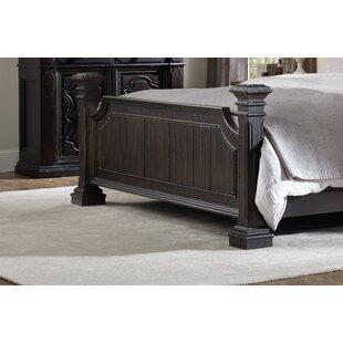 Treviso Wood Footboard by Hooker Furniture