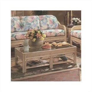 Bargain Bermuda Coffee Table by South Sea Rattan Reviews (2019) & Buyer's Guide
