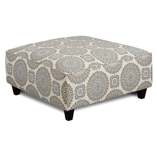 Sedgley Cocktail Ottoman by Charlton Home