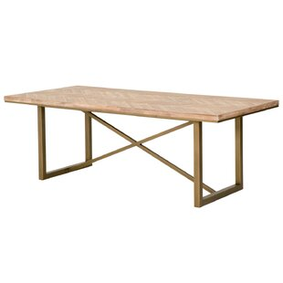 Union Rustic Mallett Extension Dining Table