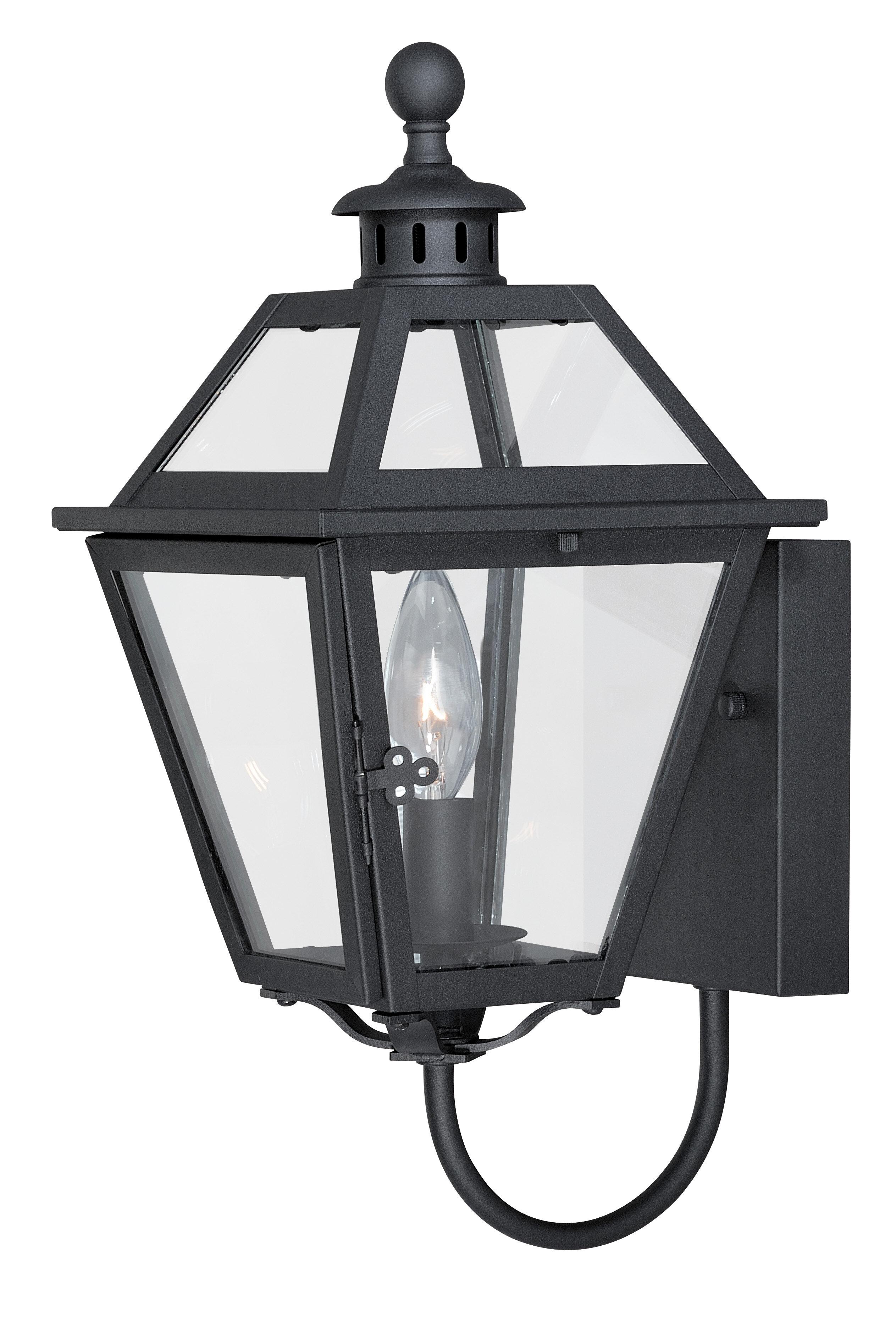 Gravesend Outdoor Wall Lantern Reviews Joss Main