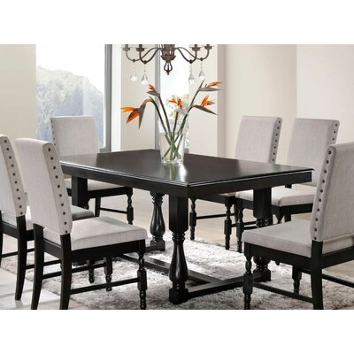 Dresden Kettle Dining Table by Darby Home Co