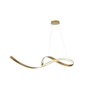 Bedwell 1-Light LED Novelty Pendant by Orren Ellis