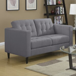 Plamond Loveseat by Latitude Run