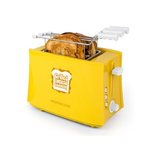 2 Slice Grilled Cheese Sandwich Toaster