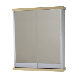Cindy 56cm X 60cm Wall Mounted Cabinet By House Of Hampton