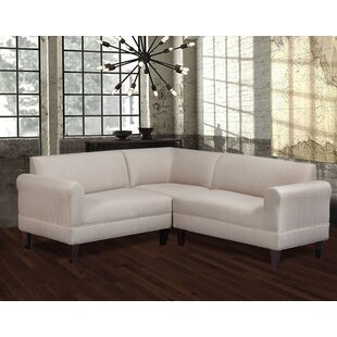 Three Posts Fleeton Sectional