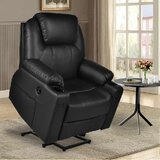 Reclining Heated Massage Chair by Red Barrel Studio®