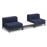 Anye 3 Piece Sunbrella Sectional Seating Group with Cushions by Latitude Run®