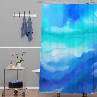 Buy luxury Jacqueline Maldonado Rise 2 Shower Curtain ByDeny Designs