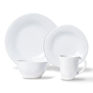 Solid Color Dinnerware Sets You Ll Love In 2021 Wayfair