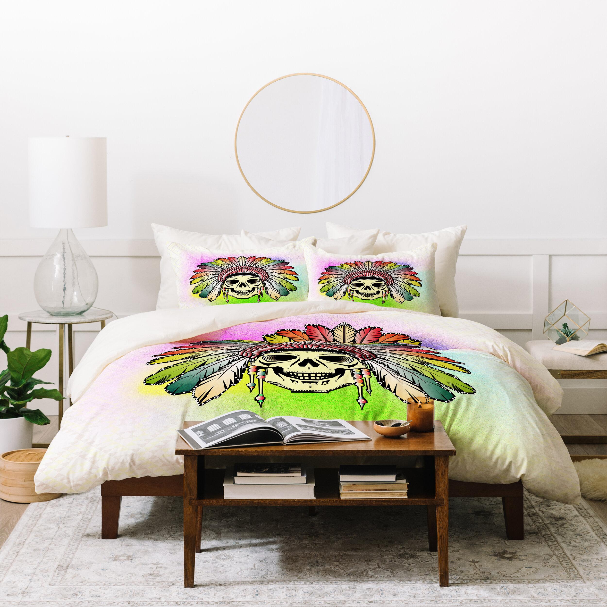 East Urban Home Chobopop 3 Piece Duvet Cover Set Wayfair