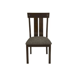 Dabbs Solid Wood Dining Chair (Set of 2) by Winston Porter